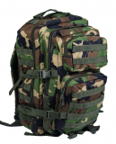 US Assault pack 36L Woodland