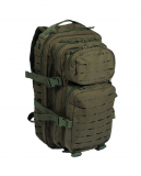 US Assault pack Laser 20L oliv