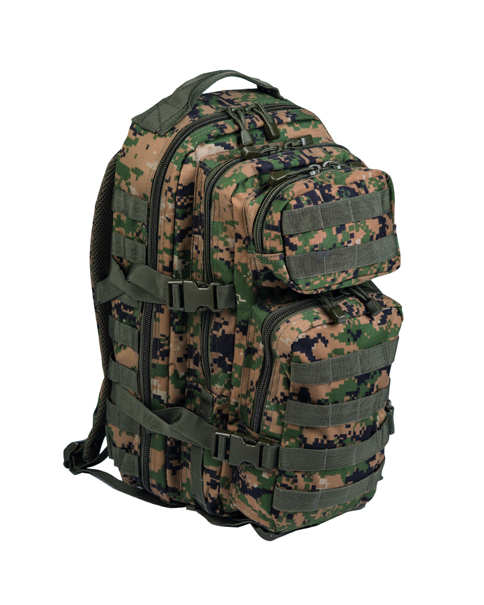 US Assault pack 20L digital W/L