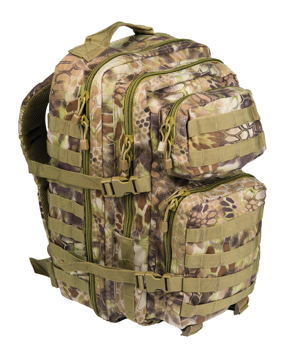 US Assault pack 36L Mandra tan