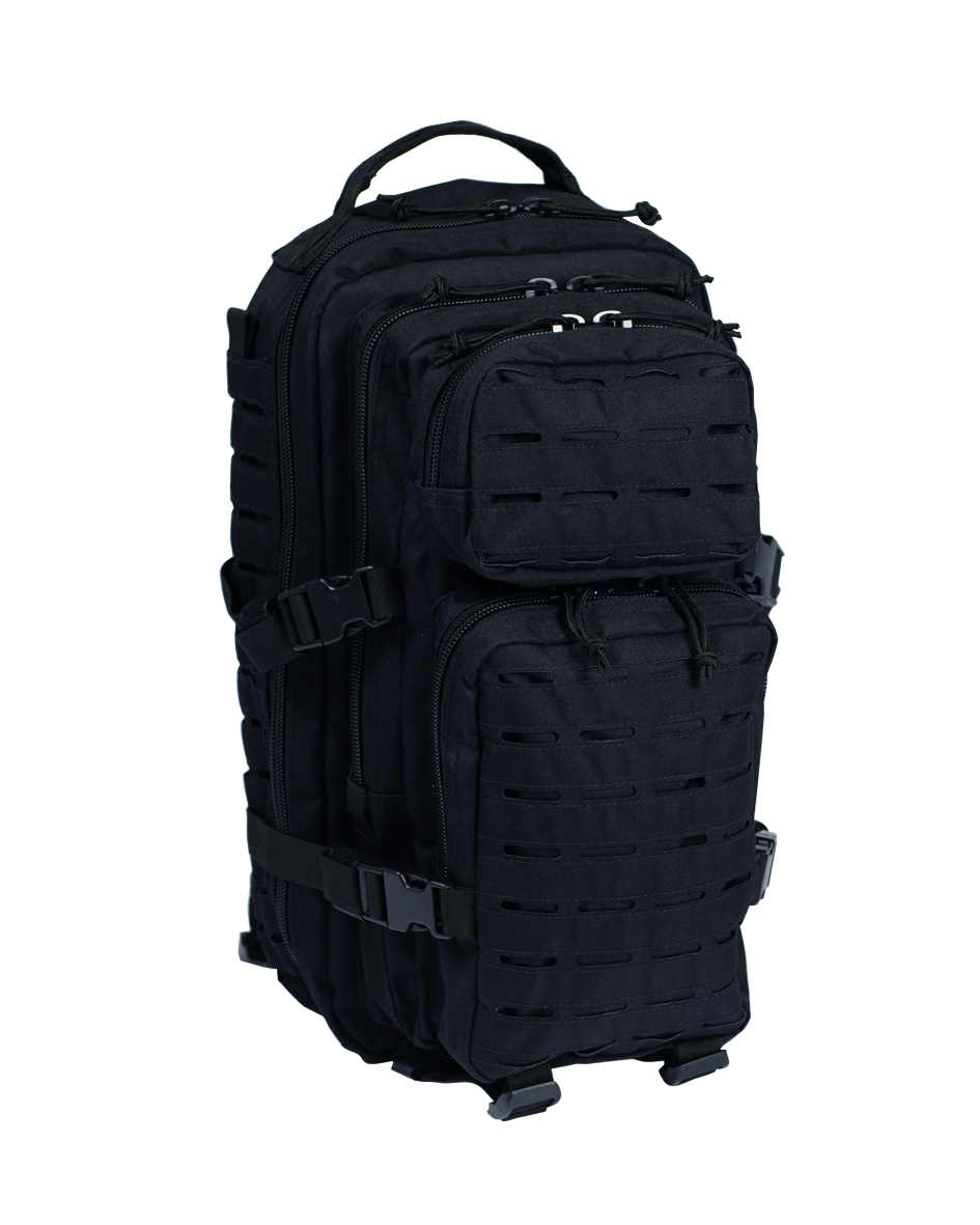 US Assault pack Laser 20L černý