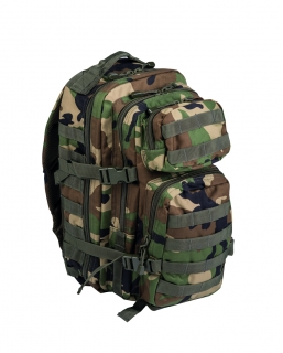 US Assault pack 20L woodland