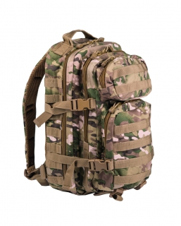 US Assault pack 20L multitarn