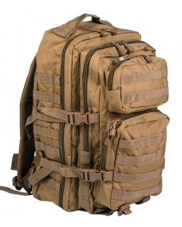 US Assault pack 36L coyote