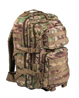 US Assault pack 36L multitarn