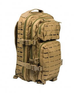 US Assault pack Laser 20L coyote