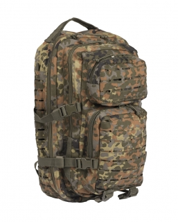 US Assault pack Laser 20L flecktarn