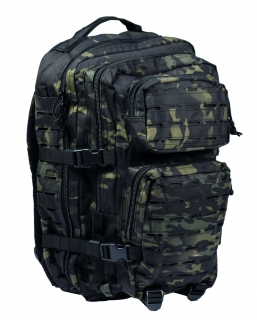 US Assault pack Laser 36L multitarn nigth