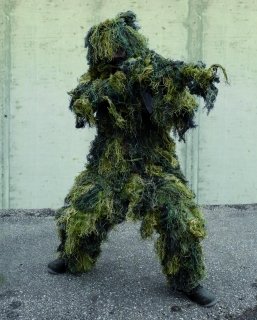 Hejkal Chillie Suit 4.PC woodland