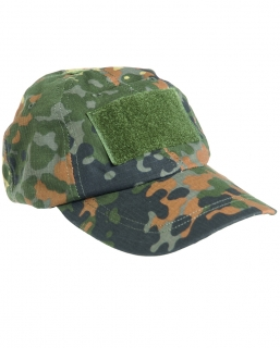 Tactical čepice BW flecktarn