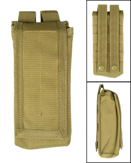 Sumka Molle AK47 single coyote