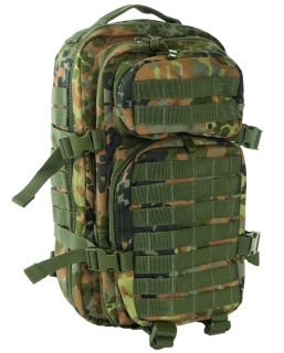 US Assault pack 20L BW flecktarn
