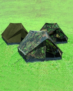 Stan Mini super pro 2 os. BW flecktarn