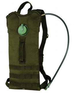 Waterpack Basic 3L oliv